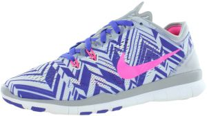 fcd50f2f2a4569 Nike Free 5.0 Tr Fit 5 Prt Training Shoes for Women