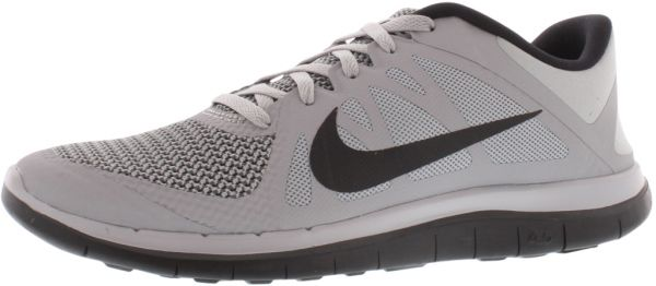 Nike Free 4.0 V4 Running Shoes for Men, Wolf GreyBlackCool Grey