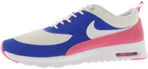 16eae08dac Nike Air Max Thea Running Shoes for Women, Game Royal/White/Pink Glow/Wolf  Grey