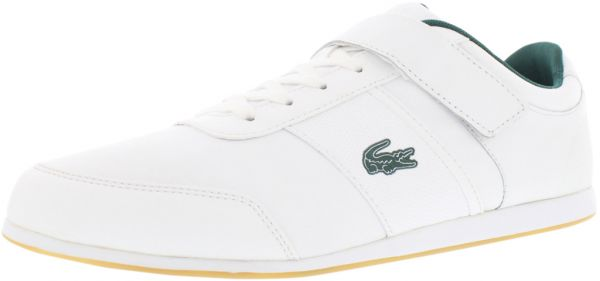 41a79f14baa8 Lacoste White Fashion Sneakers For Men