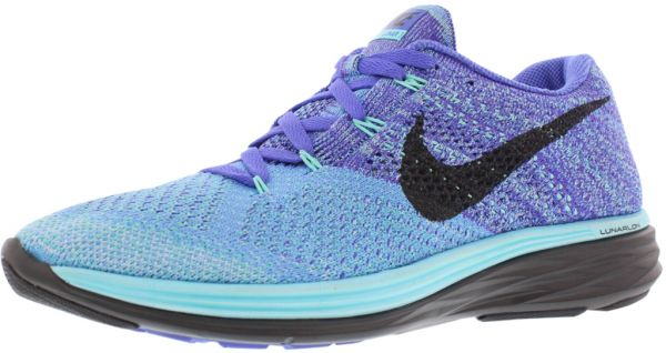 8bc104ddf145 Nike Flyknit Lunar 3 Running Shoes for Women