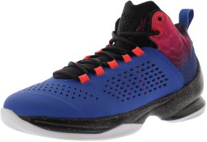low priced ada08 d6386 ... coupon code for nike jordan melo m11 basketball shoes for boys game  royal metallic silver fireberry