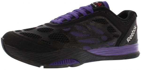 a83b9d1cde4 Reebok Lm Cardio Ultra Running Shoes for Women - Black Purple