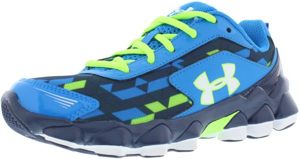Under Armour Nitrous Running Shoes for Boys 3b7b01bb0