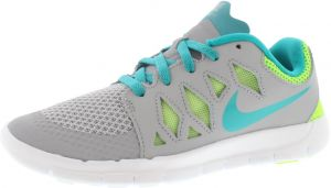 c092883563db Nike Free 5 (PS) Running Shoes for Girls