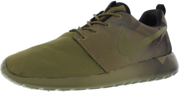 592469199474 Nike Roshe One Print Running Shoes for Men