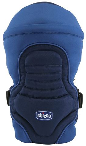 Chicco Soft And Dream Baby Carrier Blue
