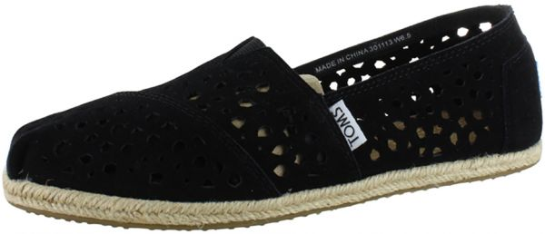 8947f1963cf TOMS Black Espadrille For Women. by TOMS, Casual & Dress Shoes - Be the  first to rate this product