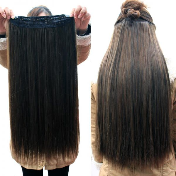 Souq Clip In Brazilian Human Hair Extension Uae