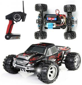 48c55befa Happytoys WL A979 1 18 Scale 2.4G 4WD High Speed Automobile Race Off-road  Remote Control Electric Monster Truck Toy