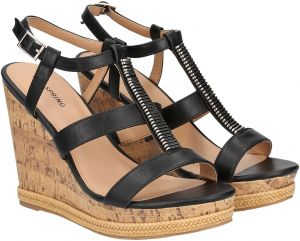 968deab32a3 Call It Spring Wedges for Women - Black Synthetic
