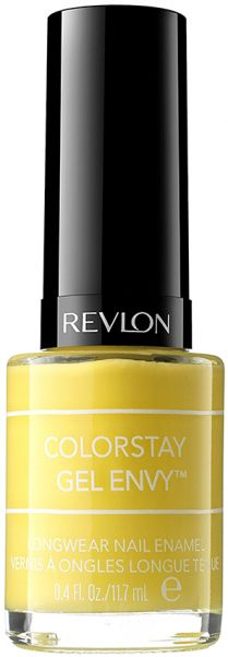Revlon ColorStay Gel Envy Longwear Nail Enamel - 210 Casino Lights, 0.4 oz.