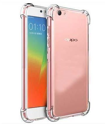 on sale a665b 5a50d Back Cover For OPPO F3 - Transparent