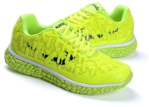 detailed images delicate colors genuine shoes Buy jogging sports fluorescent green m | Puma,Nike,Hummel ...