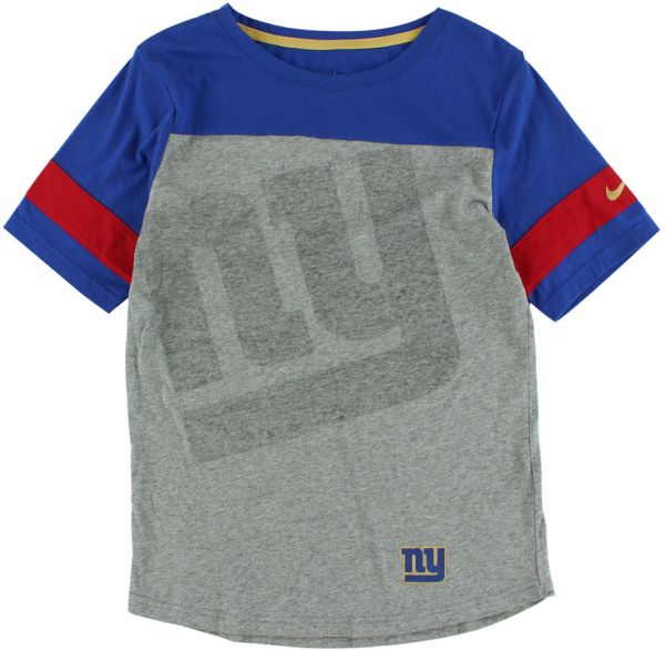 Nike New York Giants NFL Championship Drive Fan T-Shirt for Women ... c3253fc9c