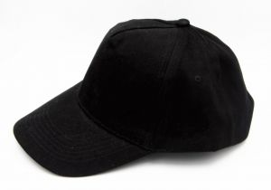 Black Baseball Snapback Hat For Uni