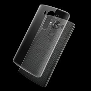 TPU case with glass screen protector LG V10