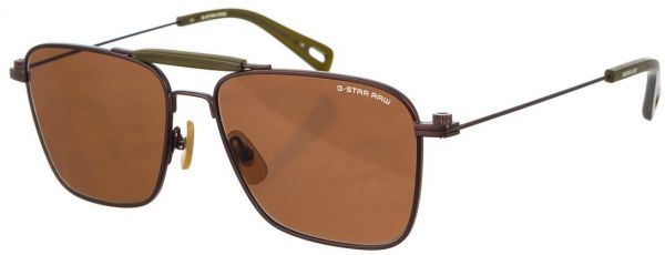 85f8d843fb72 G-Star Raw Eyewear Rectangle Men s Sunglasses - 54-15-145 mm