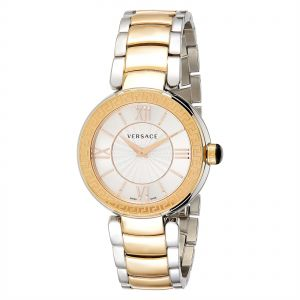 964969e2171ac Versace Leda Women s Silver Dial Stainless Steel Band Watch - VNC050014