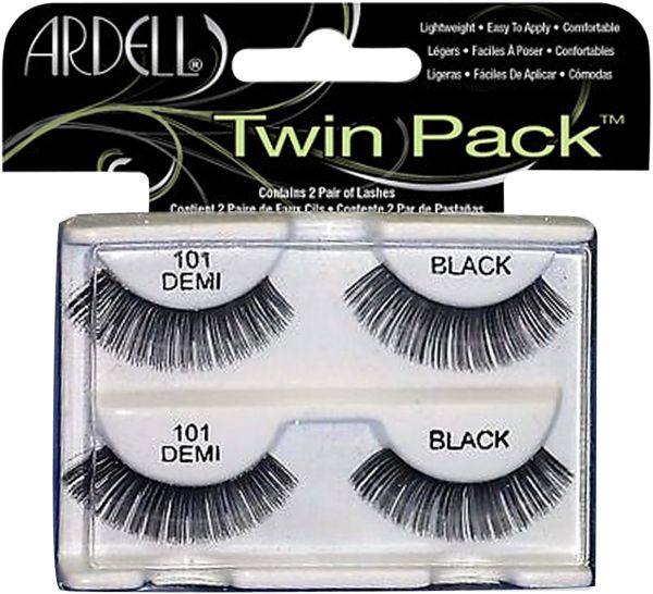 f33b8e9c88c Ardell Twin Pack 101 Black Eye Lashes | Souq - Egypt