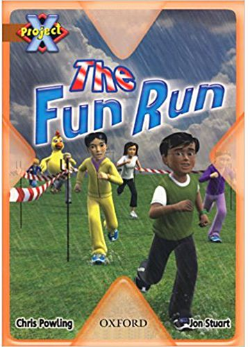 Project X The Fun Run by Chris Powling - Paperback