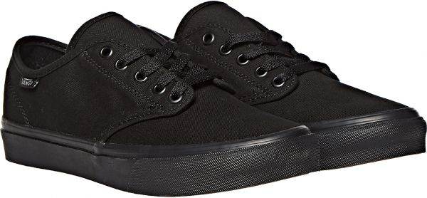 vans dress shoes. vans camden fashion sneakers for women - black dress shoes t