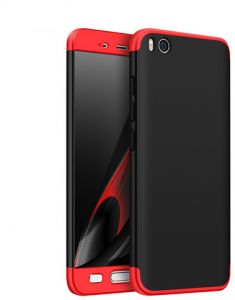 Xiaomi Note 4x new ultra-thin shock-resistant phone cover, red and black
