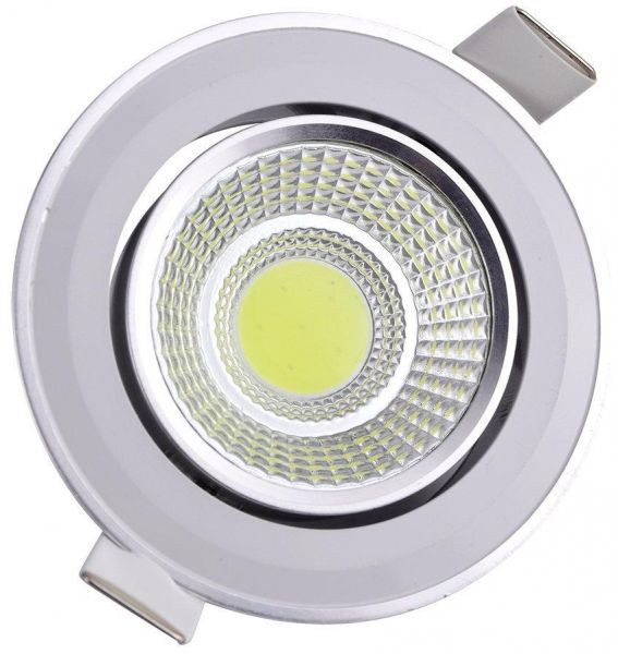 Shanny 5w Warm White 3000k Cob Led Spotlight Down Light