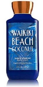 Bath And Body Work S Waikiki Beach Coconut Body Lotion 236ml