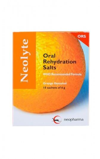 Neolyte Ors Oral Rehydration Salts 10 Sachets Souq Uae