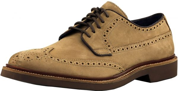 Cole Haan Brown Oxford & Wingtip For Men