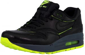 new product 7acd0 4d419 Nike Air Max 1 Cut Out Prm Training Shoes for Women, Black