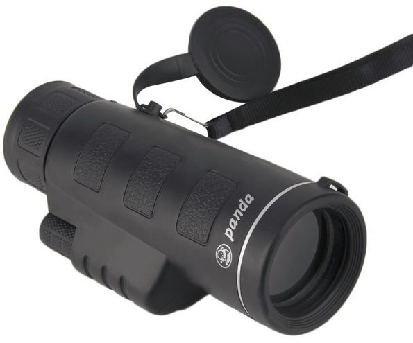 Day night vision hd optical monocular hunting camping hiking