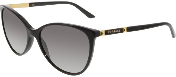 3c56c885ddb5 Versace Cat Eye Women s Sunglasses - 58-16-140 mm