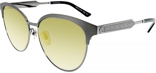 Gucci Butterfly Unisex Sunglasses - 58-15-150 mm