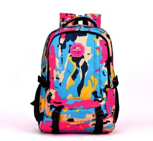 dc17f2c07f1e Fashion School Bag Travel Backpack Bags For Cool Boy And Girl