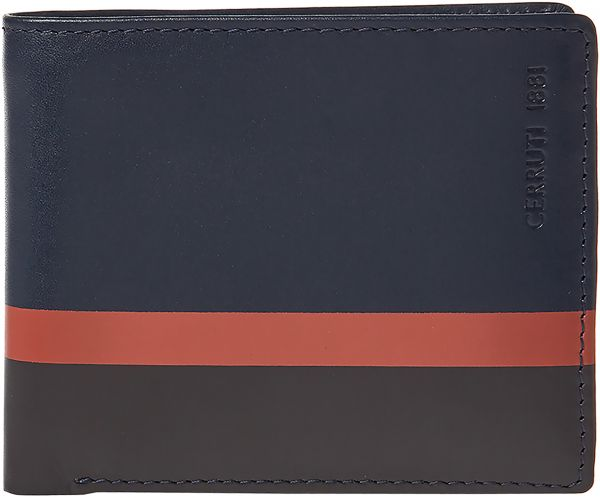 859db4684b Cerruti 1881 Bifold Wallet for Men - Blue | Souq - Egypt