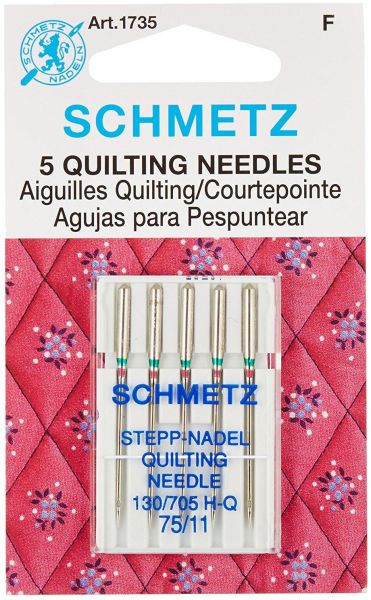 Schmetz Sewing Machine Quilting Needles price, review and buy in ... : the quilting needle - Adamdwight.com