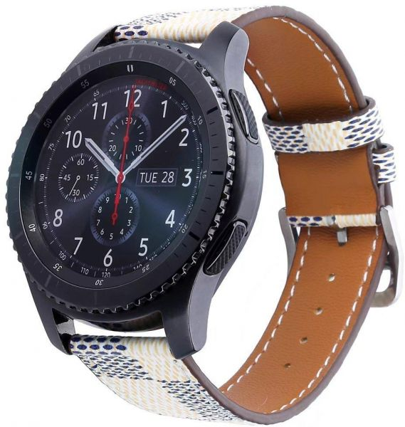 c5843df25e9 Gear S3 Frontier Classic Watch Band