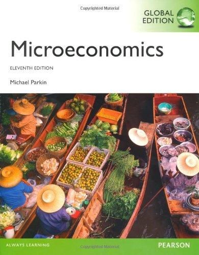 Microeconomics, Plus MyEconLab with Pearson Etext: International Edition ,Ed. :11