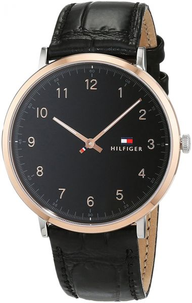 a5758665f42 Tommy Hilfiger Casual Watch For Men Analog Leather - 1791339