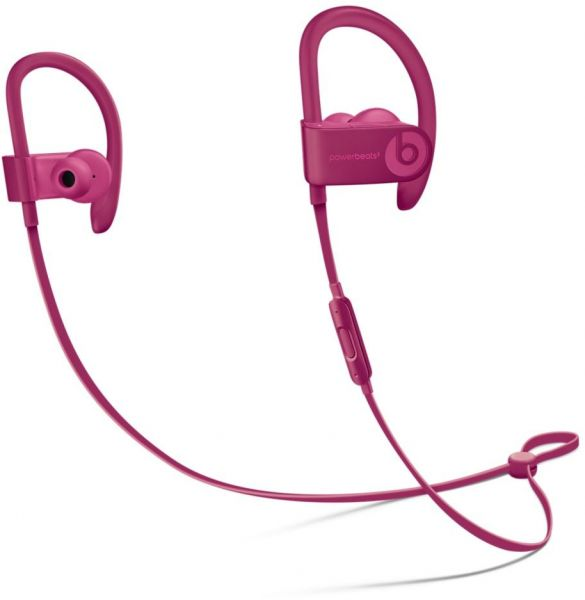 Beats Powerbeats 3 Wireless In-ear Stereo Headphones - Brick Red ... 920147282e