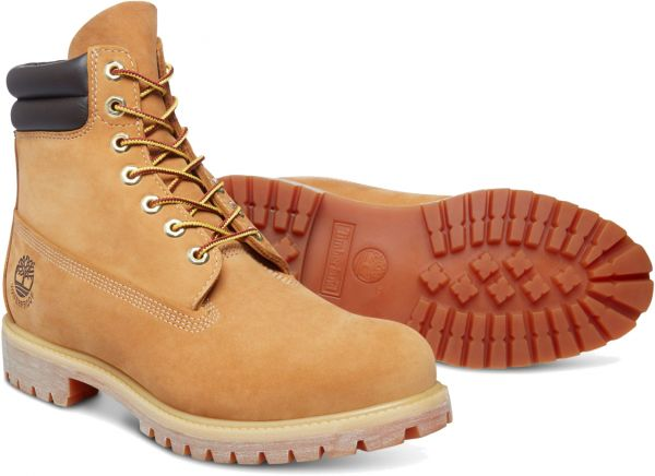 Timberland 6-inch Double Collar Boots for Men  80cd84554aac