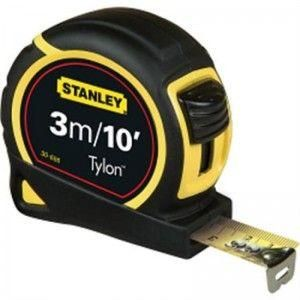 STANLEY TYLO TAPE RULES 3 M