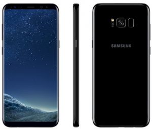 Samsung Galaxy S8 Plus - 64 GB, Gold