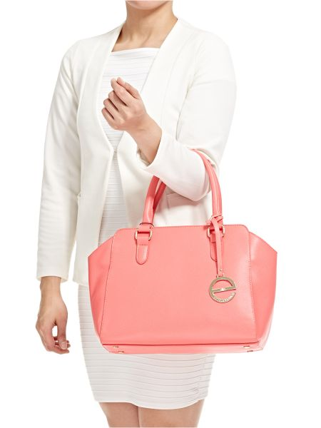 Elite Bag For Women Pink Satchels Bags
