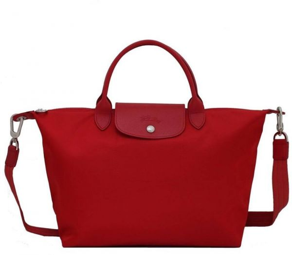 Longchamp Bag For Women Red Crossbody Bags