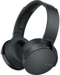 c02ead5f581 Sony XB950N1 Extra Bass Wireless Noise Cancelling Over-the-Ear Headphones,  Black