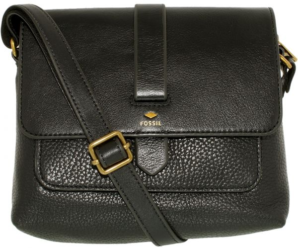 Fossil Bag For Women Black Crossbody Bags