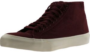 cb0a901592 Vans Maroon Fashion Sneakers For Men